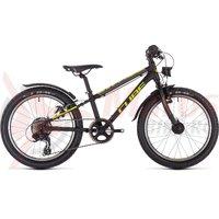 Bicicleta Cube Acid 200 Allroad Black/Yellow/Orange 2019