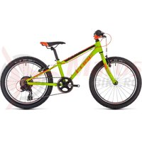 Bicicleta Cube Acid 200 Kiwi/Black/Orange 2019