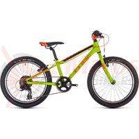 Bicicleta Cube Acid 200 Kiwi/Black/Orange 2020