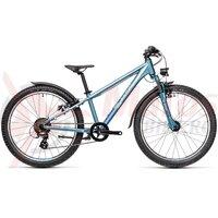 Bicicleta Cube Acid 240 Allroad Arcticblue Mint 24' 2021