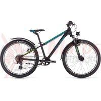 Bicicleta Cube Acid 240 Allroad Black/Blue/Green 2019