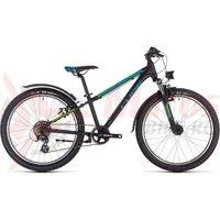 Bicicleta Cube Acid 240 Allroad Black/Blue/Green 2020