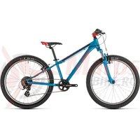 Bicicleta Cube Acid 240 Creekblue/Reefblue/Red 2019