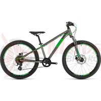 Bicicleta Cube Acid 240 Disc Grey/Neongreen 2020