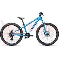 Bicicleta Cube Acid 240 Disc Iceblue Blue 24' 2021