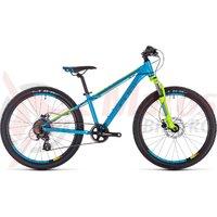 Bicicleta Cube Acid 240 Disc Reefblue Kiwi/Red 2020