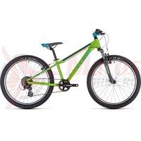 Bicicleta Cube Acid 240 Green/Blue/Grey 2019