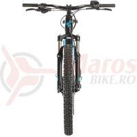 Bicicleta Cube Acid 240 Hybrid Youth Sl 400 Black/Blue 2020