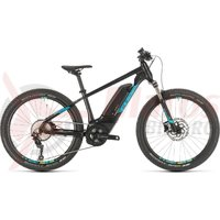 Bicicleta Cube Acid 240 Hybrid Youth Sl 400 Black/Blue 2020
