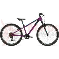 Bicicleta Cube Acid 240 SL Purple/Blue 2020