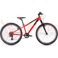 Bicicleta Cube Acid 240 SL Red/Green/Black 2019