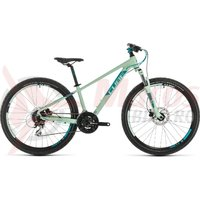 Bicicleta Cube Acid 260 Disc Mint/Blue 2020