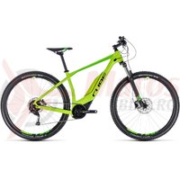 Bicicleta Cube Acid Hybrid One 500 29 green/black 2018