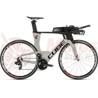 Bicicleta Cube Aerium C:68 SL Low carbon/grey 2020
