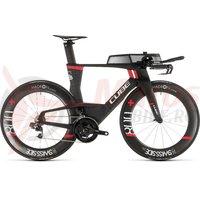 Bicicleta Cube Aerium C:68 Slt Low Carbon/Red 2019