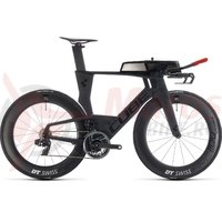 Bicicleta Cube Aerium C:68 SLT Low carbon/red 2020