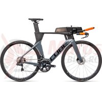 Bicicleta Cube Aerium C:68 TT SL HIGH Carbon/Grey 2021
