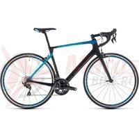 Bicicleta Cube Agree C:62 Pro carbon/blue 2018