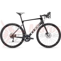 Bicicleta Cube Agree C:62 Race Carbon White 2021