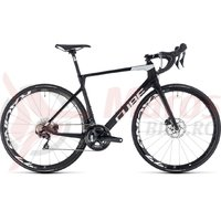 Bicicleta Cube Agree C:62 Race Disc carbon/white 2018