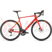 Bicicleta Cube Agree C:62 Race Disc Red/Orange 2019