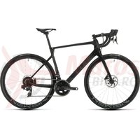 Bicicleta Cube Agree C:62 SLT Carbon black 2020