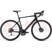Bicicleta Cube Agree C:62 SLT Disc carbon/black 2018