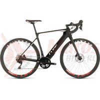 Bicicleta Cube Agree Hybrid C:62 Race carbon/white 2020