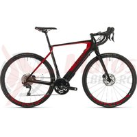 Bicicleta Cube Agree Hybrid C:62 SL carbon/red 2020
