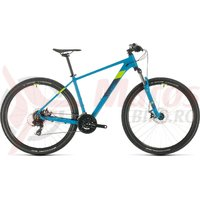 Bicicleta Cube Aim 29' Blue/Green 2020