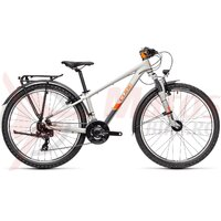 Bicicleta Cube Aim Allroad 26' Grey/Orange 2021