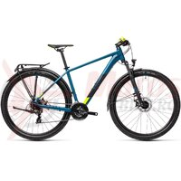 Bicicleta Cube Aim Allroad 27.5' Pinetree Yellow 2021