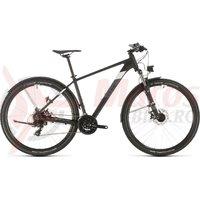 Bicicleta Cube Aim Allroad 29'' Black/White 2020