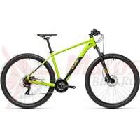 Bicicleta Cube Aim Pro 29' Green/Black 2021
