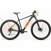 Bicicleta Cube Aim SL 27.5'' Black/Orange 2021