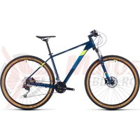 Bicicleta Cube Aim SL 29'' Blueberry/Flashyellow 2020