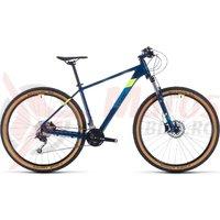 Bicicleta Cube Aim SL 29'' Blueberry/Flashyellow 2020