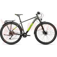 Bicicleta Cube Aim SL Allroad 27.5' Grey/Green 2021