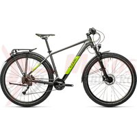 Bicicleta Cube Aim SL Allroad 29' Grey/Green 2021