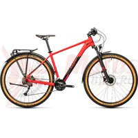 Bicicleta Cube Aim SL Allroad 29' Red/Black 2021