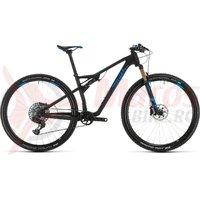 Bicicleta Cube AMS 100 C:68 SLT 29 carbon/blue 2020