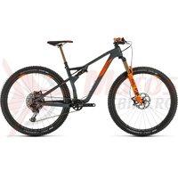 Bicicleta Cube AMS 100 C:68 TM 29 grey/orange 2020