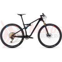Bicicleta Cube AMS 100 C:68 SLT 29 zeroblack 2018