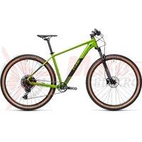 Bicicleta Cube Analog 27.5' Deepgreen/Black 2021