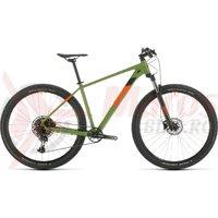 Bicicleta Cube Analog 29'' Green/Orange 2020