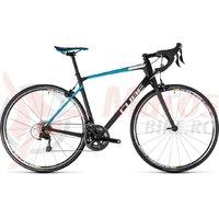 Bicicleta Cube Attain GTC Pro carbon/blue 2018
