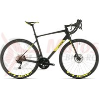 Bicicleta Cube Attain GTC Race Carbon Flashyellow 2020