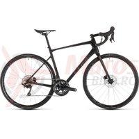 Bicicleta Cube Attain Gtc SL Disc Carbon/Grey 2019