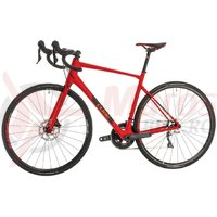 Bicicleta Cube Attain GTC SL Red/Orange 2020