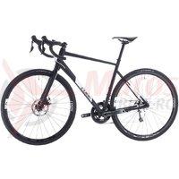 Bicicleta Cube Attain Race Black/White 2020